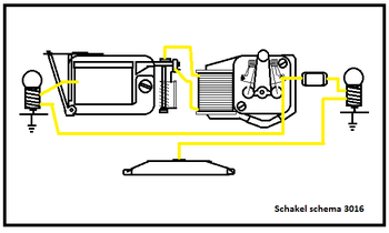 Watch as well 3010 mounting the presentation display besides Mag icLockWiring besides Switch 2 further M C3 A4rklin 3016 Analoog naar Digitaal. on door wiring diagram