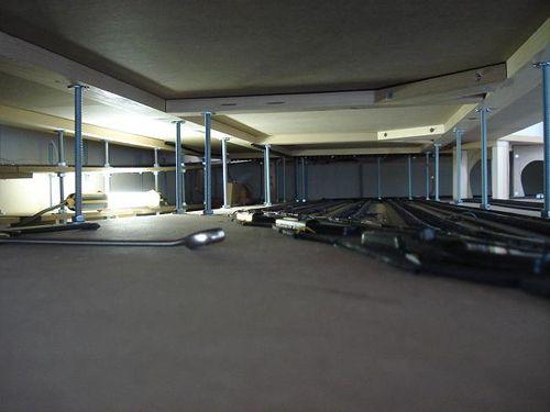 Van een lege kamer tot de Rosenbahn - 3rail Wiki
